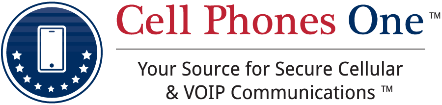 Cell Phones One™ Logo